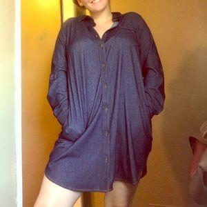 Bobbie Brooks Denim Dress